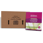 Free and Clear Laundry Powder, 10 lb. boxes (Case of 4) from Biokleen