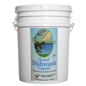 Hand Dishwashing Liquid (5 Gallon Pail) from Biokleen