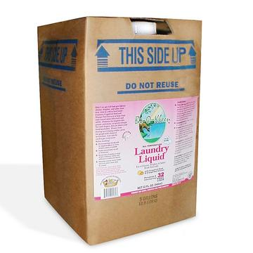 Laundry Liquid (5 Gallon Cube) from Biokleen