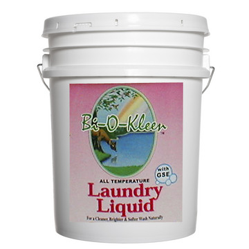 Laundry Liquid (5 Gallon Pail) from Biokleen