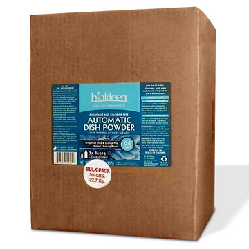 Automatic Dish Soap (50 lb. Box) from Biokleen