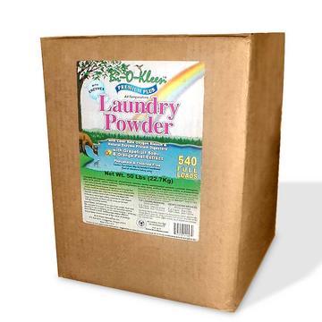 Premium Plus Laundry Powder (50 lb. Box) from Biokleen