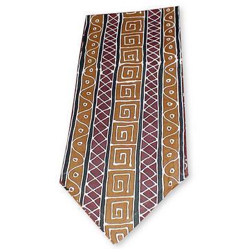 Batik Table Runner from Tribal Fiber