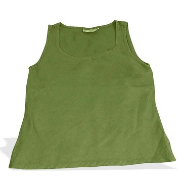 Bias Tank from Sweetgrass Natural Fibers
