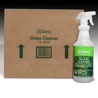 Household Cleaners > Glass Cleaner Spray, 32 oz. Bottles (Case of 12)