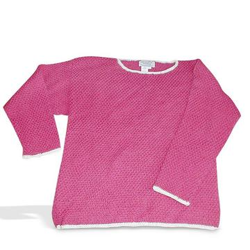 Organic Cotton Oats Sweater from Indigenous Designs